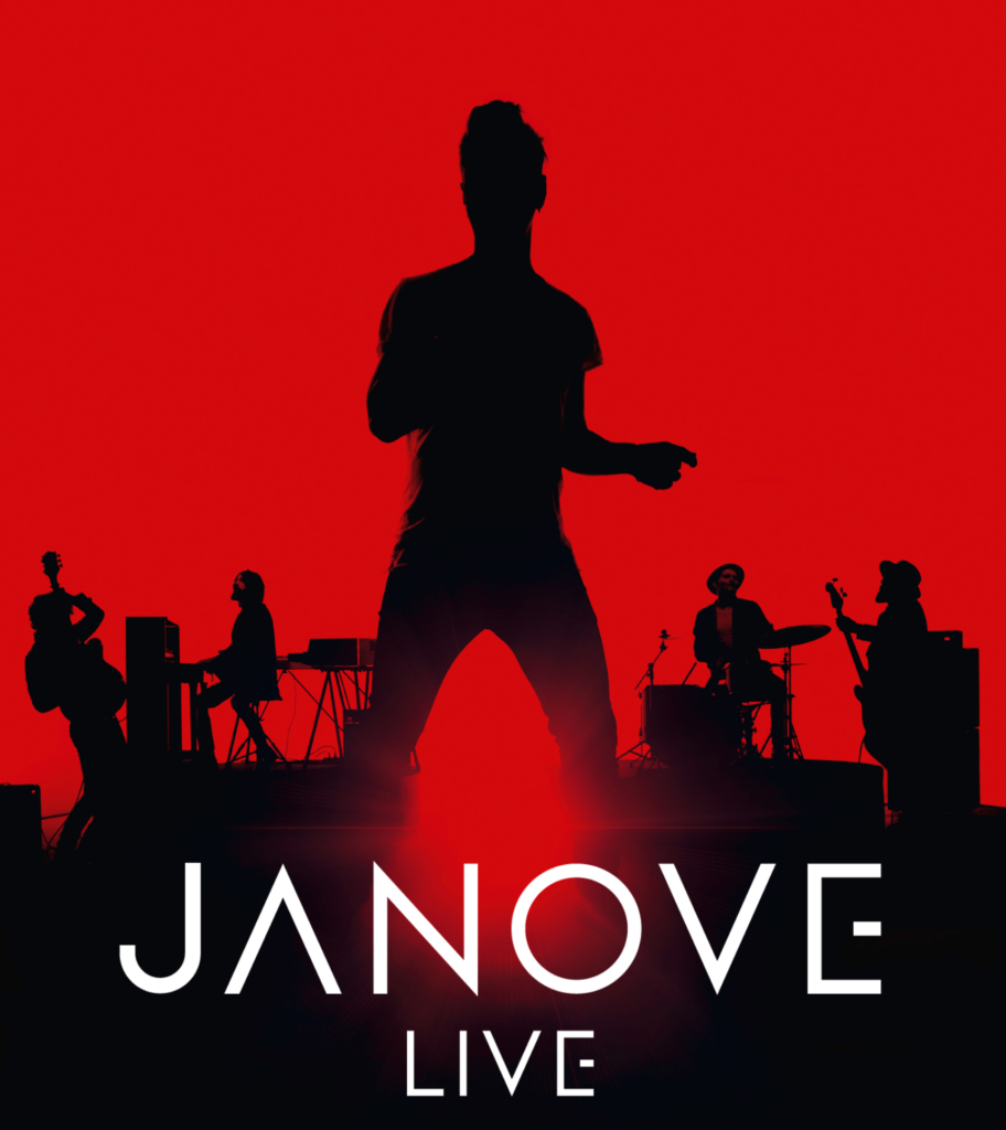 Janove live skriv med tv og foto link
