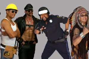 Official Village People Photo